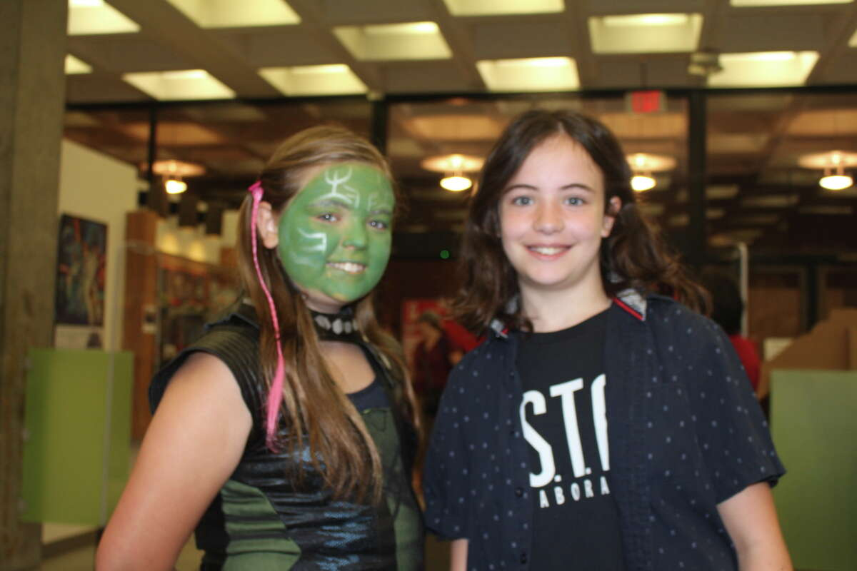 Were you Seen at the Electric City Comic Con at the Schenectady County Public Library on July 14, 2018?