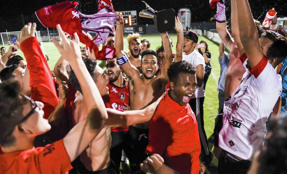 The Laredo Heat SC will host the Brazos Valley Cavalry FC at 8 p.m. May 8 to open the 2019 Lamar Hunt U.S. Open Cup. Photo: Danny Zaragoza /Laredo Morning Times File