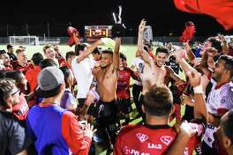 The Laredo Heat went undefeated in their first NPSL regular season last year.