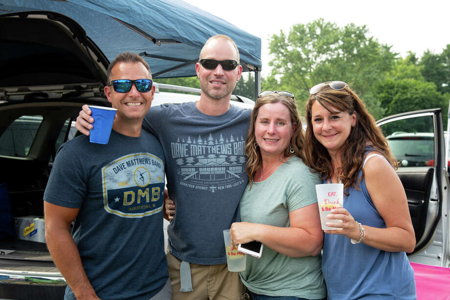 Were you Seen at the Dave Matthews Band concert at Saratoga Performing Arts Center on July 13, 2018? Photo: Hannah Lux Photography