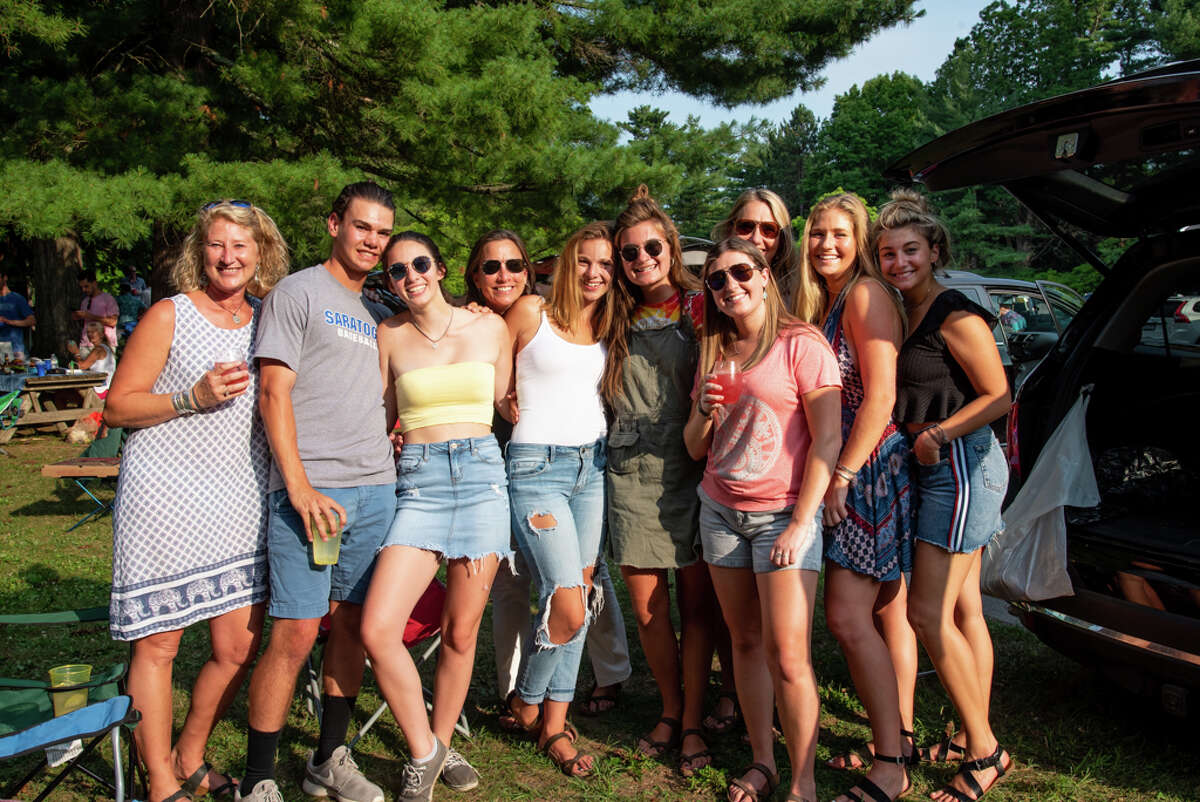 Were you Seen at the Dave Matthews Band concert at Saratoga Performing Arts Center on July 13, 2018?