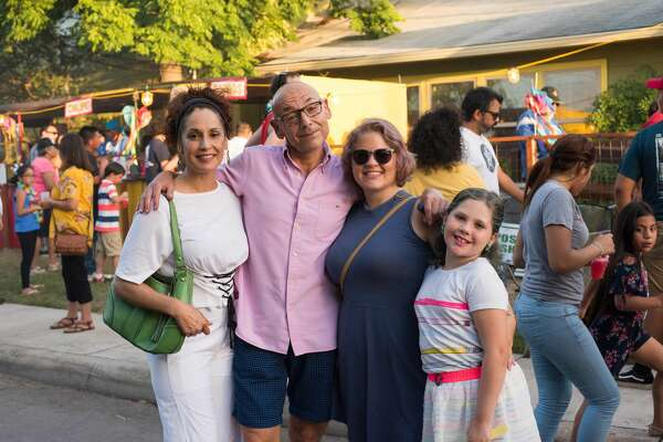 See who brought along a friend Saturday, July 14, 2018, to the annual Friendship Festival and Street Dance, where the Inner City Development celebrated 50 years of service to the community.