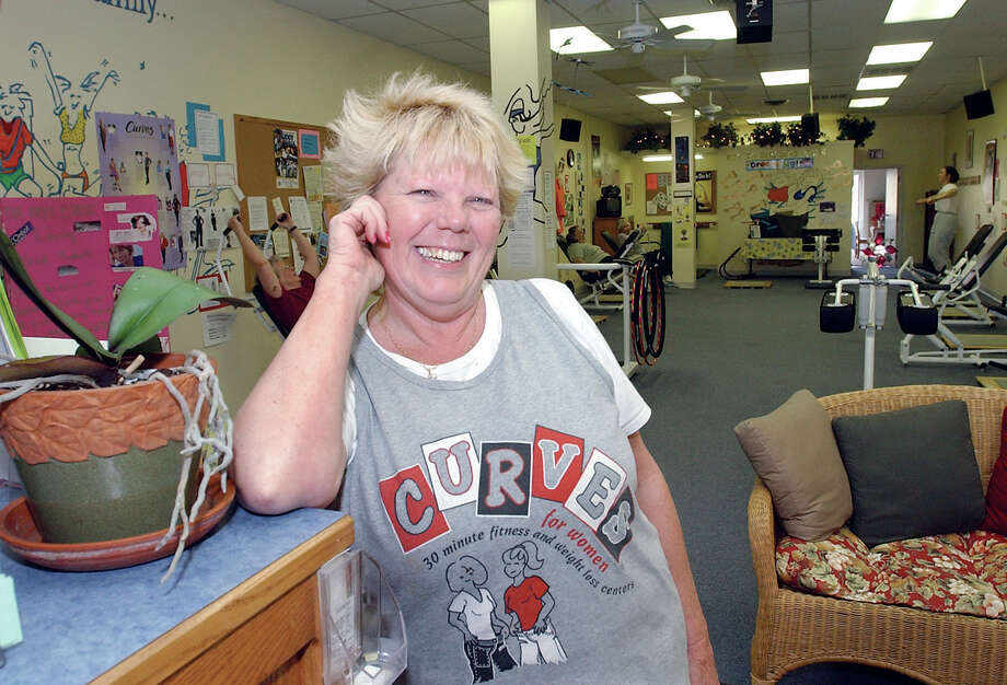 Patty Wick is manager of Curves of East Hampton................TW photo.......043004 Photo: Middletown Press File Photo