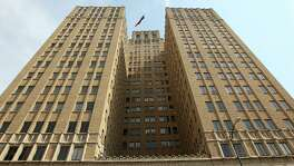 The 21-story Milam Building is considered an engineering gem because of its role in the advent of air conditioning. It's considered the world's first air-conditioned office high-rise.