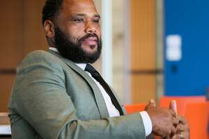 Actor Anthony Anderson discusses his diabetes journey and how minorities are struggling with the illness during an interview at the NAACP convention at the Convention Center on Sunday, July 15, 2018.