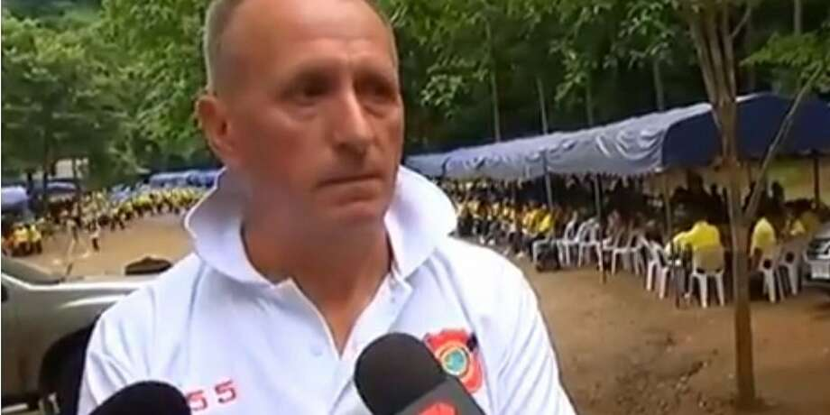 British diver Vernon Unsworth, involved in the Thai cave rescue mission, has said he could sue Elon Musk for defamatory comments. Photo: Screenshot/ 7 News / Business Insider