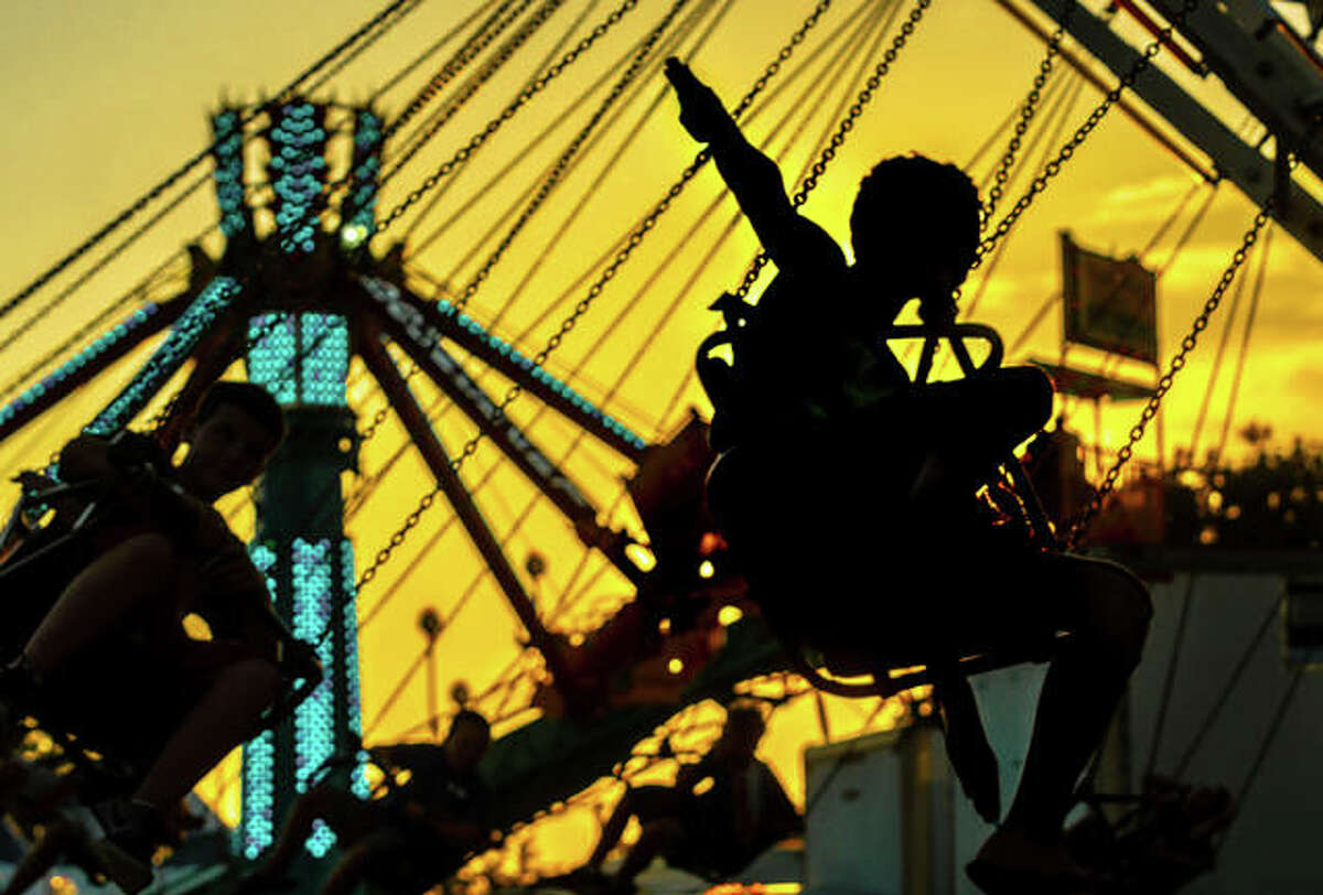 The Jersey County Fair closed on Sunday evening. Here are some timeless images from the event.