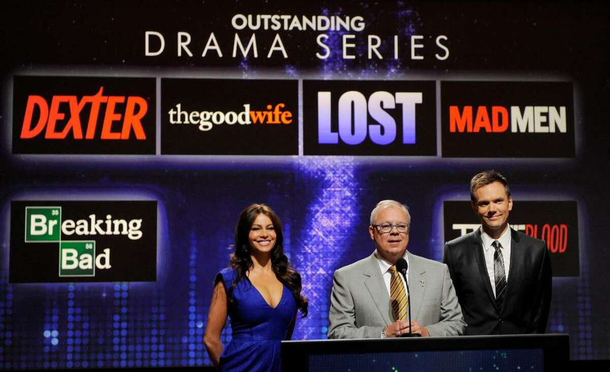 'The Pacific,' 'Glee,' top Emmy Awards nominees