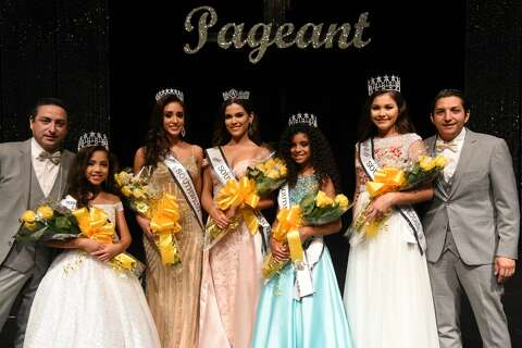 Photos: Miss Southwest Texas beauty pageant winners crowned