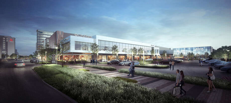 A joint venture led by Patrinely Group that also includes USAA Real Estate and CDC Houston has broken ground on a mixed-use project consisting of a 50,000-square-foot, two-story office/retail building and a 50,000-square-foot Star Cinema Grill in the CityPlace section of Springwoods Village. Opening is planned in the first quarter 2019. Photo: Patrinely Group