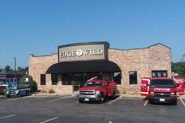 Work continues at the new Edgewild restaurant location in Edwardsville, at the former Bull & Bear Grill & Bar, 1071 Illinois Route 157. The restaurant's owners are planning a mid-August opening for the location.