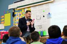 Torrington educator Andrew Deacon is one of the Leaders Under 40 award recipients. He and many others from the greater Torrington community will be honored by the Northwest Connecticut Chamber of Commerce  on July 26.