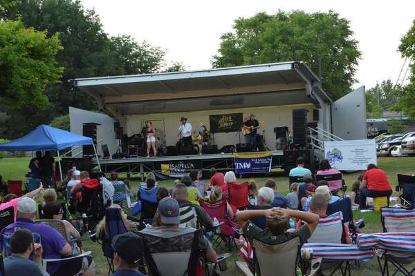 A scene from Tunes at the Tridge on Thursday, July 12, 2018 in Midland. (Photo provided/P3 Images)