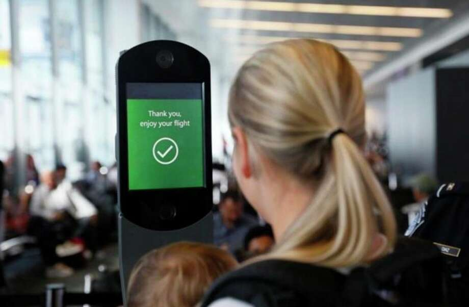 Orlando International will use facial recognition scans for all international travelers. (Image: Customs and Border Protection) Photo: Customs And Border Protection