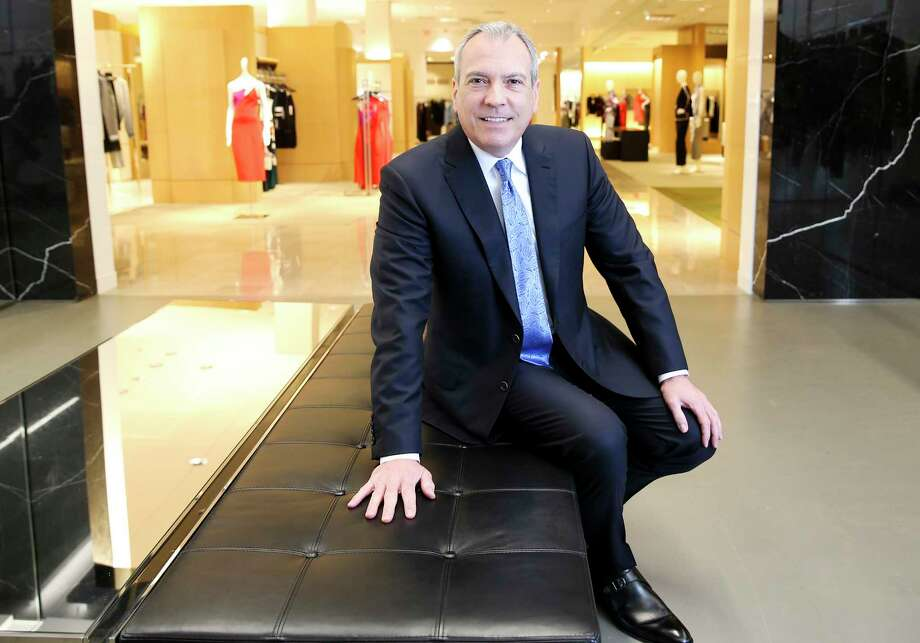 Neiman Marcus general manager and vice president Bob Devlin says he plans to take the fall season off after he retires this month after 38 years.  Photo: Elizabeth Conley, Houston Chronicle / ©2018 Houston Chronicle