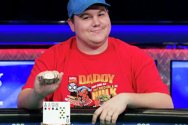 Troy native Shaun Deeb won his second World Series of Poker bracelet of the summer on July 14, 2018, in Las Vegas.