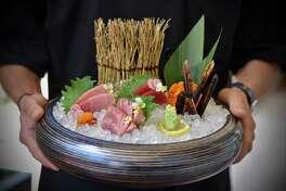 Bluefin Tuna Experience at Tobiuo Sushi & Bar in Katy.