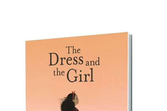"""The Dress and the Girl"" by Camille Andros with Illustrations by Julie Morstad on sale Aug. 7, 2018. (Abrams, $17.99)"
