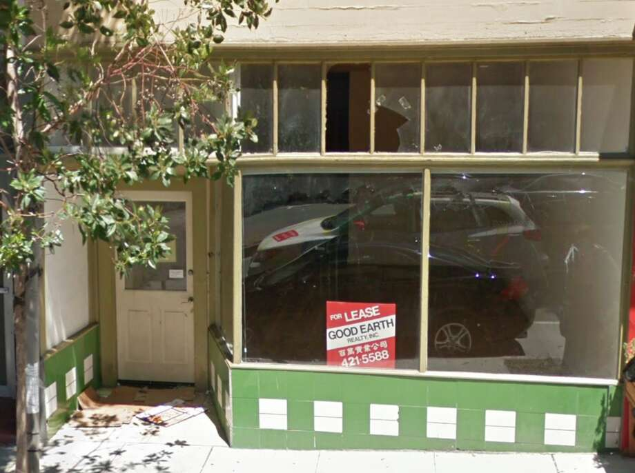 Commercial vacancy rates in North Beach have more than doubled since 2015, according to a new joint survey conducted by three neighborhood organizations. Photo: Google Maps Via Hoodline