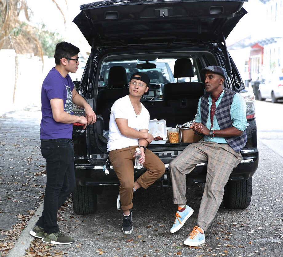 """Chef Tung Nguyen and Marcus Samuelsson - NO PASSPORT REQUIRED """"New Orleans"""" Photo: Credit: Courtesy Of Christine Ca / (c) 2017 Vox Media"""