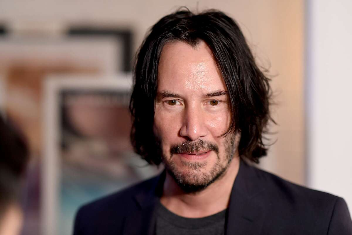 NEW YORK, NY - JULY 11: Keanu Reeves attends the
