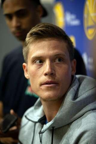Warriors  Jonas Jerebko looks to put Swedish basketball on map ... e423c782c