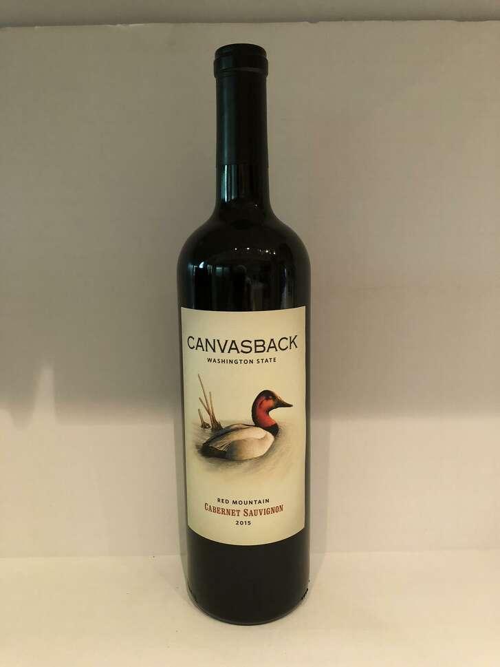 2015 Canvasback Red Mountain Cabernet Sauvignon