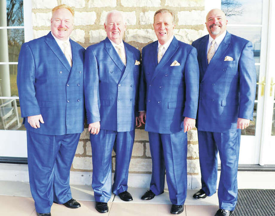 The Wanda Mountain Boys continue the tradition set forth by the founding members as they share their unique sound and style with congregations and general audiences. They are presenting Live Music by the Wanda Mountain Boys Saturday, Aug. 11, at Jacoby Arts Center, in Alton. Photo:       For The Telegraph