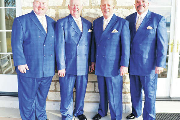 The Wanda Mountain Boys continue the tradition set forth by the founding members as they share their unique sound and style with congregations and general audiences. They are presenting Live Music by the Wanda Mountain Boys Saturday, Aug. 11, at Jacoby Arts Center, in Alton.