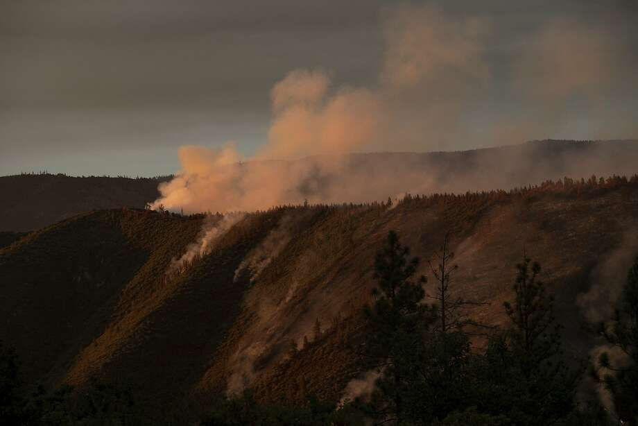 Ferguson Fire spreads to 12,500 acres, thunderstorms could fuel ...