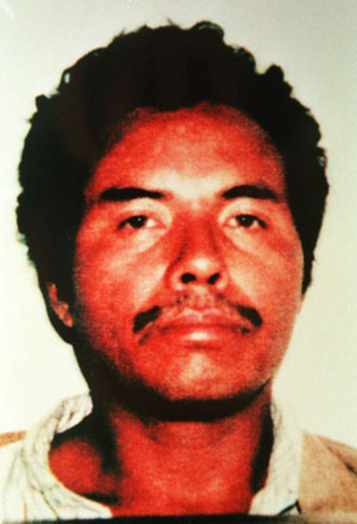 Name: Angel Maturino Resendiz Alias: The Railcar KillerCrime: Investigators believe Resendiz was responsible for the deaths of 15 people across the U.S. and Mexico during the 1990s.Status: Resendiz surrendered to authorities in 1999 and was later convicted for the murder of Dr. Claudia Benton, a resident of West University Place. He was executed in 2006.Read more: Murderer Resendiz may be linked to '86 slaying