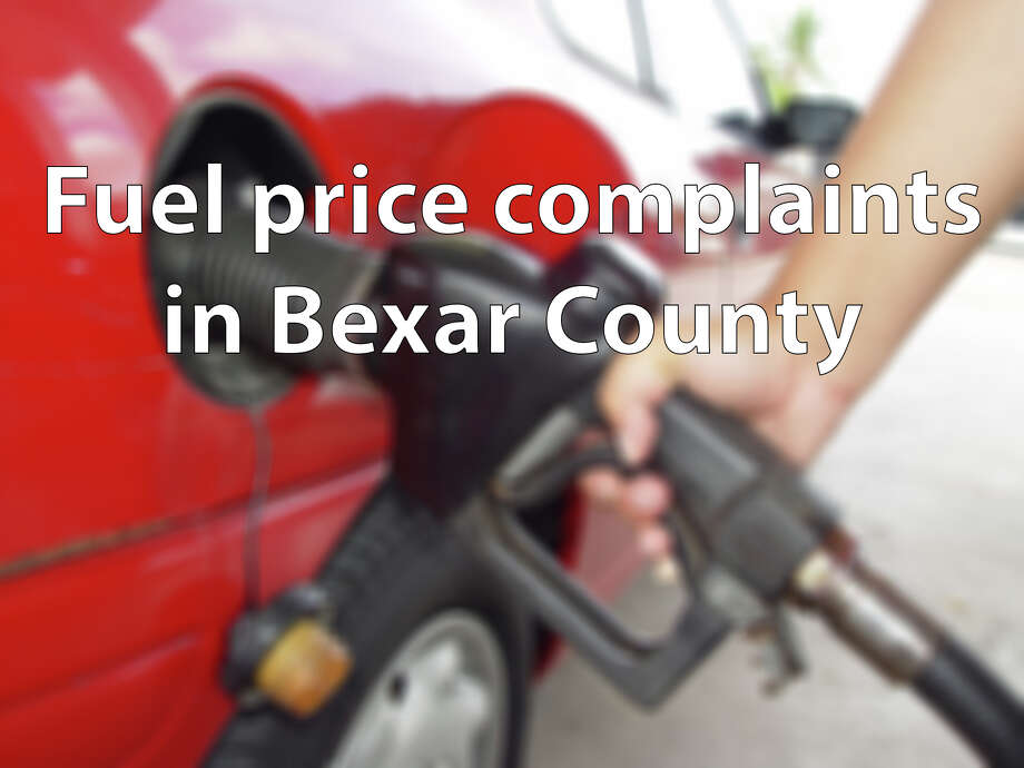 Since September 2017, the Texas Department of Agriculture has received complaints about inaccuracies in the prices advertised at nearly 15 different gas stations. Click through the slideshow to find out where the gas stations were. Photo: FILE PHOTO