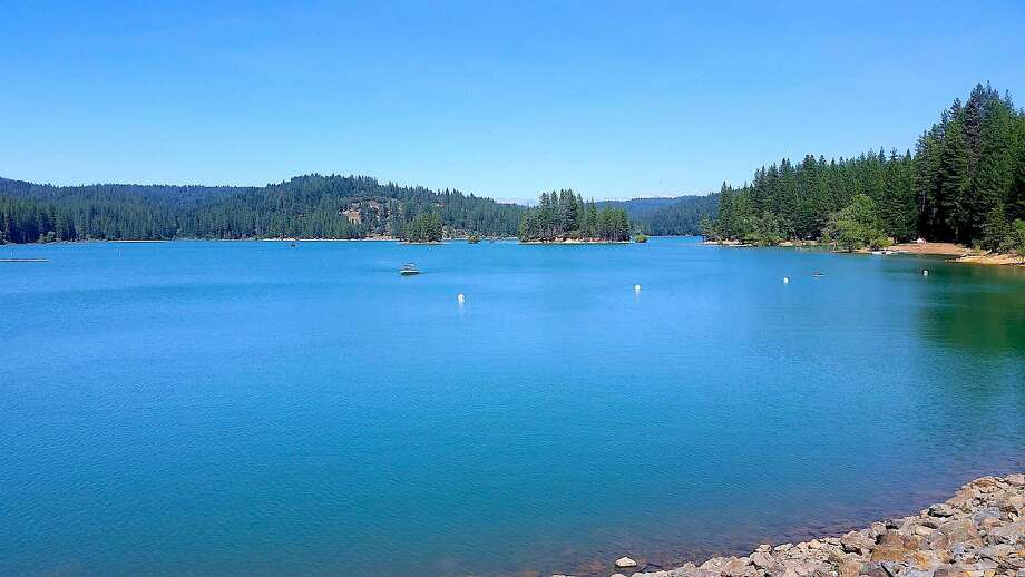 Jenkinson Lake at Sly Park Recreation Area has boating, fishing, and camping. At 3,500 feet, it's near Pollock Pines. Photo: Tom Stienstra, Tom Hedtke / Special To The Chronicle