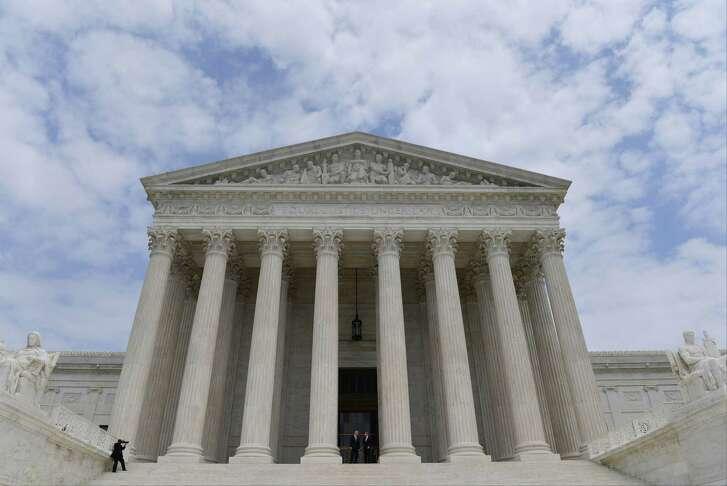 The U.S. Supreme Court in Washington.