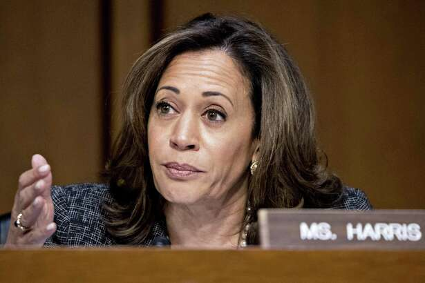 """Sen. Kamala Harris' """"The Truths We Hold"""" will be published in January by Penguin Press."""