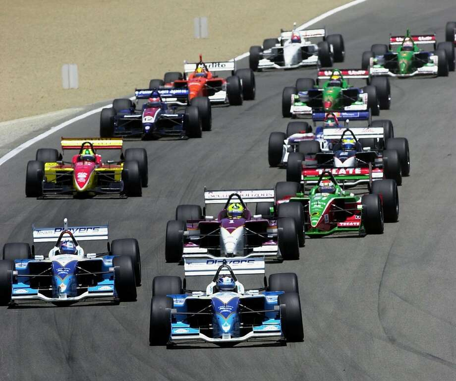 IndyCar's Move To Laguna Seca Gets Supes' OK