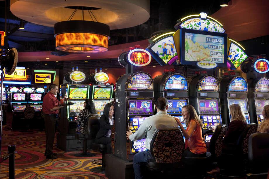 Casino/Gambling —Kickapoo Lucky Eagle Casino Hotel Coushatta Casino Resort L'Auberge Casino Resort