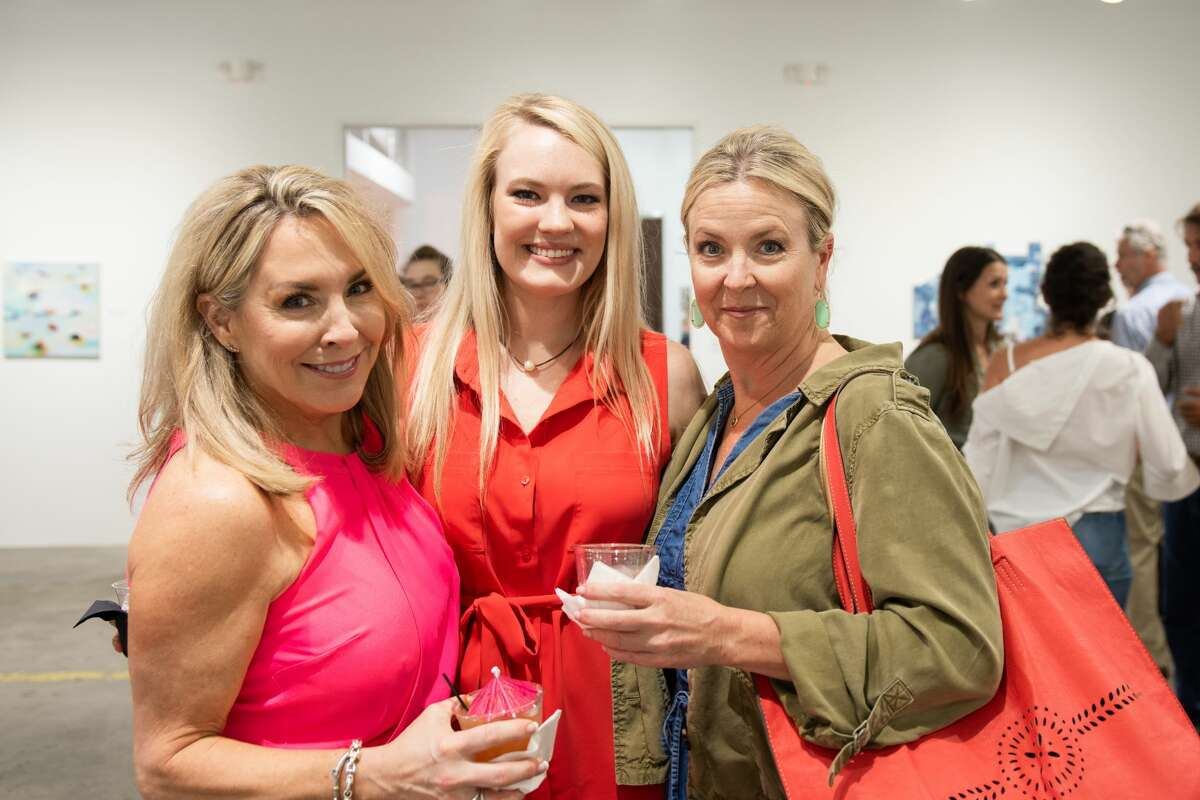 Cheryl Baker, Kari Nelson and Patty Devine