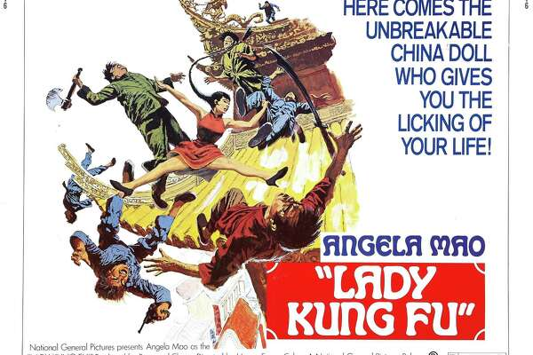 "The trailer for ""Lady Kung Fu"" will be part of the ""Sleaze Apocalypse"" program at the Roxie."