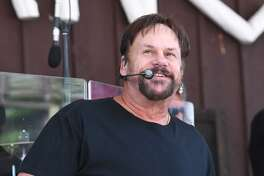 """Singer, songwriter and record producer, Harry Casey, better known as K.C., is shown performing on stage during a """"live"""" concert appearance with KC and the Sunshine Band at Indian Ranch on July 8, 2018. The disco and funk band that formed in 1973 performed with16 musicians and put on a high energy, choreographed show that thoroughly entertained their fans for more than two hours of music and fun. They performed all of their biggest hits including """"That's the Way (I Like It)"""", """"(Shake, Shake, Shake) Shake Your Booty"""", """"I'm Your Boogie Man"""", """"Keep It Comin' Love"""", """"Get Down Tonight"""", """"Boogie Shoes"""", """"Please Don't Go"""" and """"Give It Up"""". To learn more about other summer outdoor concert at Indian Ranch in Webster, Massachusetts you can visit www.indianranch.com"""