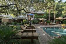 9 West Lane, Houston  $7,999,999 5 bedrooms, 7 bathrooms 1.15 lot acres $1,059.46 per square foot  See the listing from Nan & Co. Properties