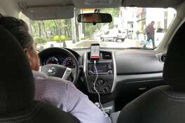 New Uber tools help riders and drivers find each other. (Photo: Chris McGinnis)