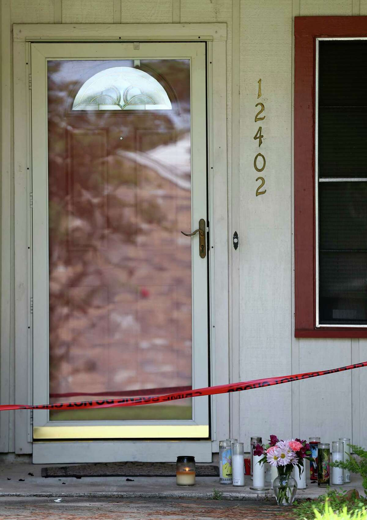 Pamela Johnson, was killed at her home in Cypress, shown here. Rodriguez is also charged in her death.
