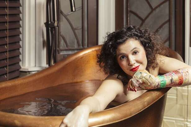 "Siobhan O'Loughlin has performed her solo work ""Broken Bone Bathtub"" in hundreds of private homes."