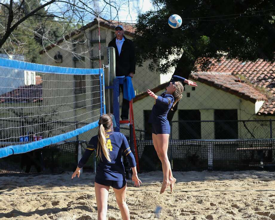 UC Berke ley, tight for money, plans to spend $30 million to upgrade its women's beach volleyball and softball facilities to meet federal Title IX guidelines. Photo: KLC Fotos / Cal Athletics