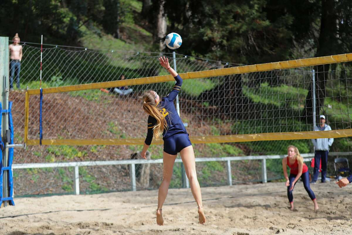 UC Berkeley's women's beach volleyball program is due for major up under federal Title IX guidelines. The softball field will also be renovated as part of a $30 million program.