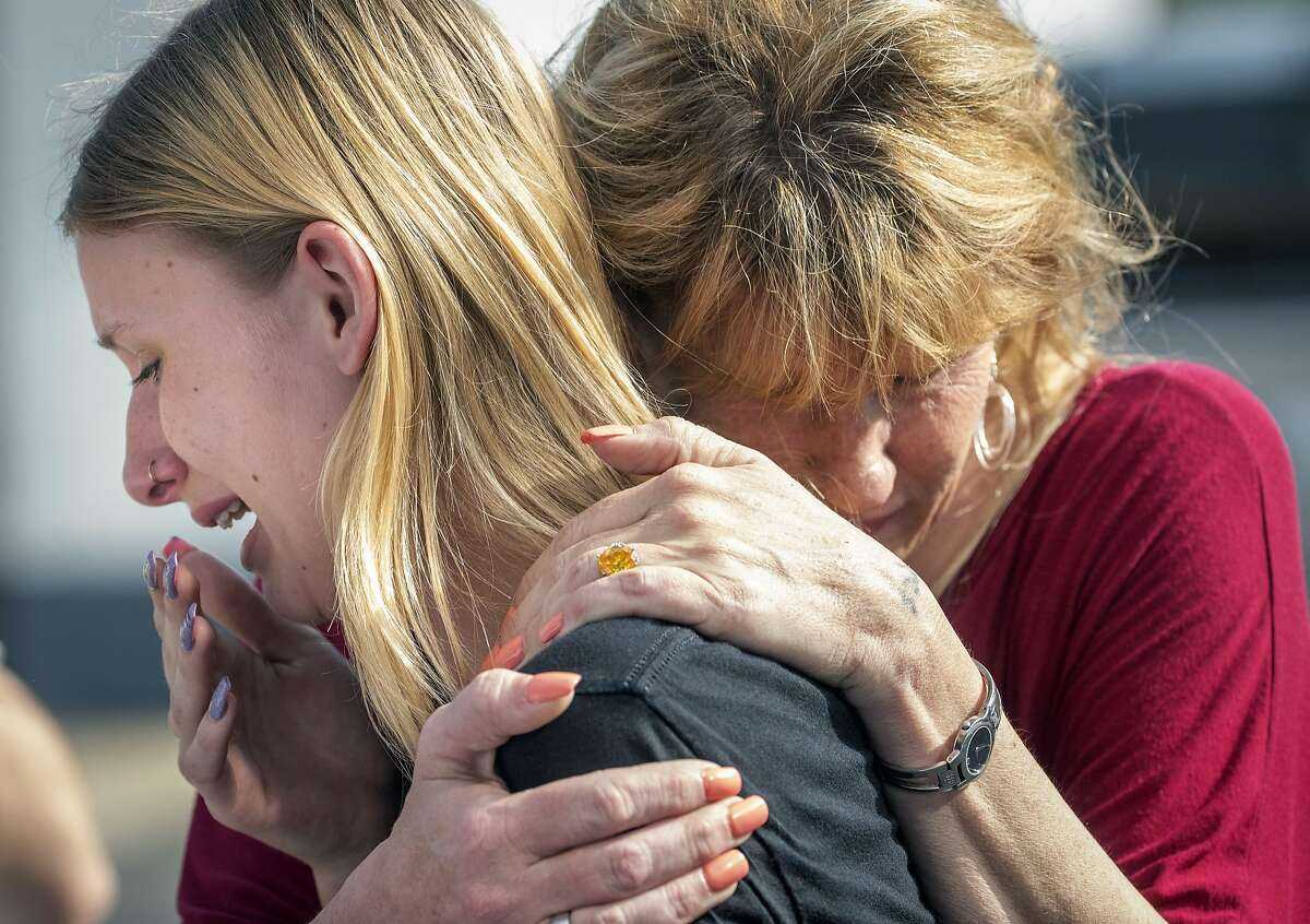 No. 10: Santa Fe High SchoolIn May, 10 people were killed in a shooting at Santa Fe High School, 30 miles south of Houston. (Stuart Villanueva/The Galveston County Daily News via AP, File)RELATED: Teens watch classmates die on morning of chaos as shooter opens fire at Santa Fe school