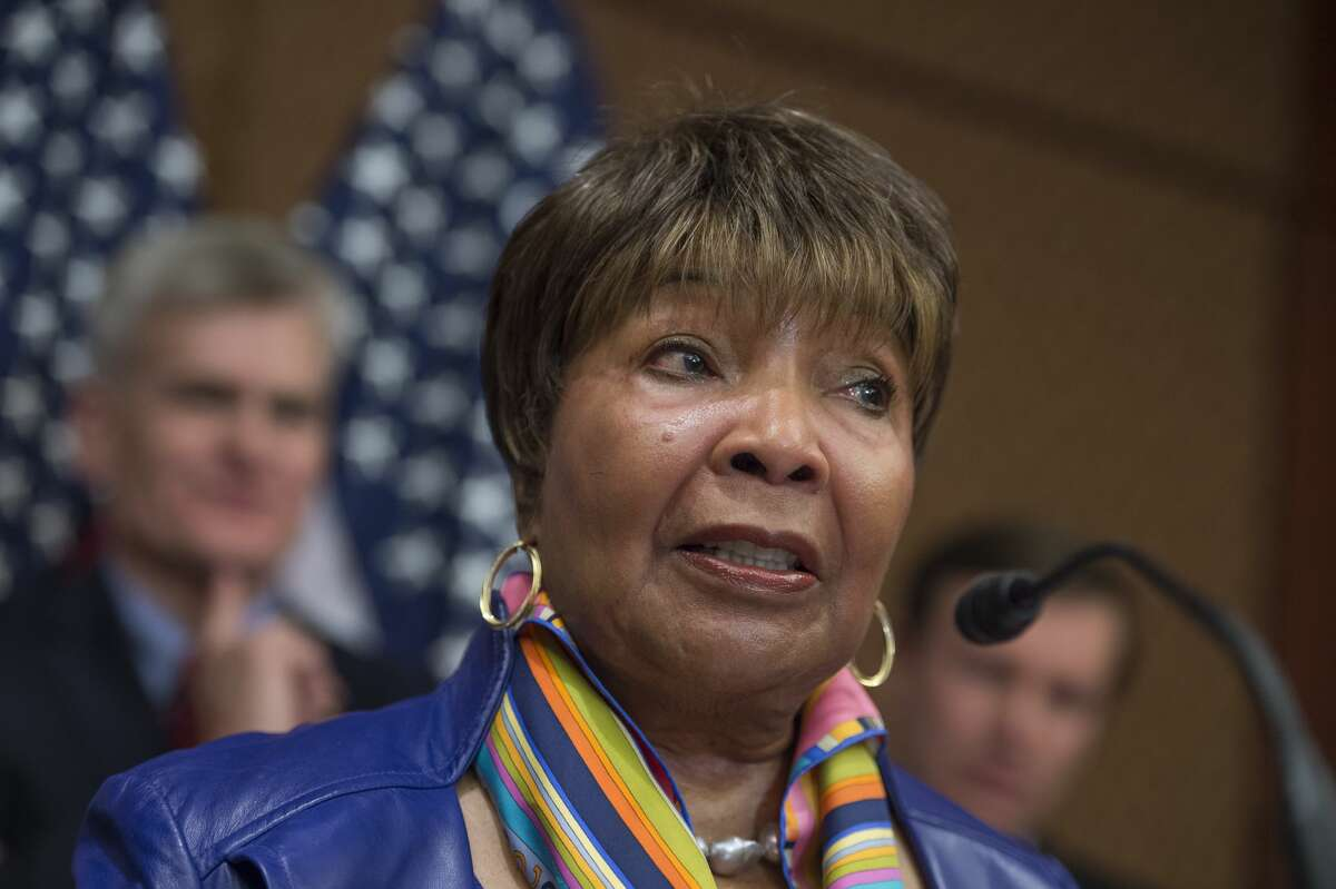 28. Eddie Bernice Johnson - Democraticincumbent for Texas District 30 PAC Contributions:$197,121 Percentage ofcampaignfunding:64.75 percent Largest PAC contributionby:Business PACs, with $140,500 incontributions.