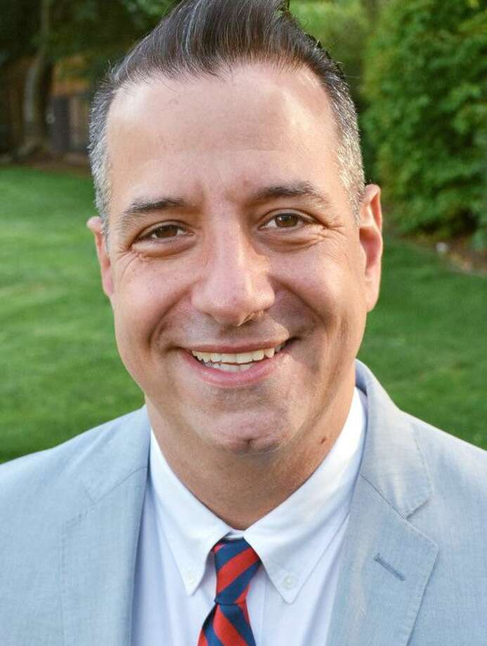 Norwalk Republican Marc D'Amelio is running for the 25th District seat in the Connecticut State Senate. Photo: Contributed Photo / Contributed Photo / Norwalk Hour contributed
