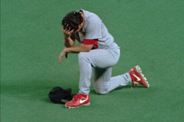 Gregg Jefferies and the Cardinals didn't know what hit them during an 11-run sixth inning that saw the Astros pull off the biggest comeback in franchise history in a 15-11 victory July 18, 1994 at the Astrodome.